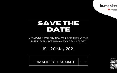 Save the Date: Humanitech Summit